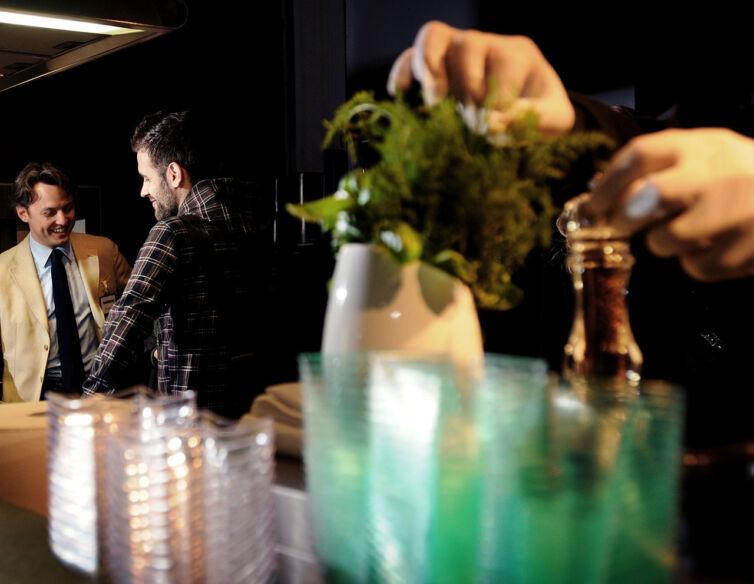Kitchen lab – powered by boffi + gaggenau